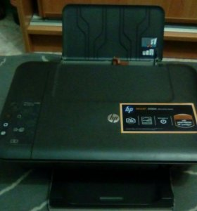 HP принтер /сканер /копир