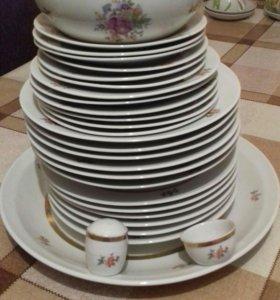 Сервиз столовый. СССР