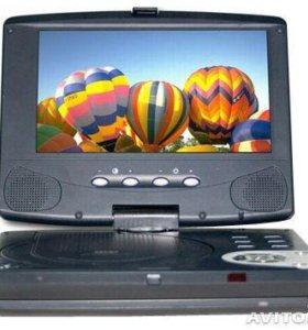 """Продам DVD-плееры """"Elenberg LD-750"""", Б/У"""