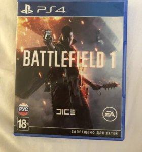 Battlefield 1 для PS4 только продажа!