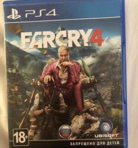 Farcry 4 для PS4 только продажа!
