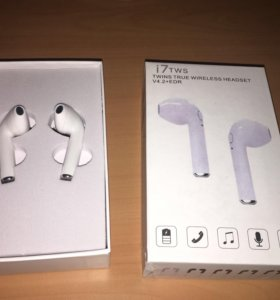 Беспроводные Apple Airpods HBQ I7 TWS