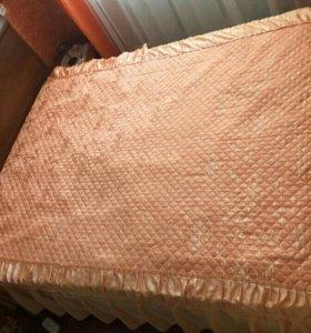Кровать Lasurit с матрасом