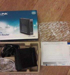 Модем роутер ADSL2+
