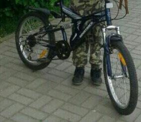 Велосипед. Новотрек