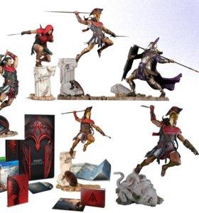 Все издания и фигурки Assassins Creed Одиссея