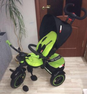 Трехколёсный велосипед VIP Toys V5