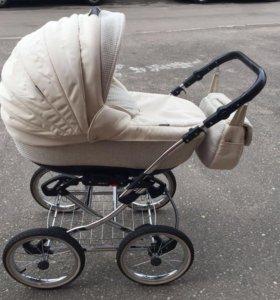 Детская коляска Adamex Katrin 2 в 1