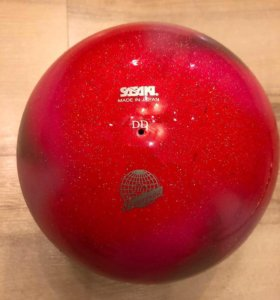 Мяч для художественной гимнастики с чехлом