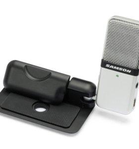 Микрофон Samson новый