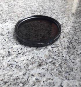 Поляризационный фильтр 62мм