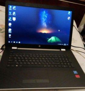 4-ядерный ноутбук HP