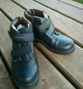 Ботинки Patrol 32 размер