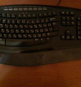 Рабочая клавиатура