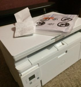 Принтер HP.