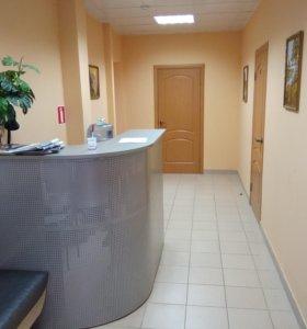 Аренда, офисное помещение, 80 м²