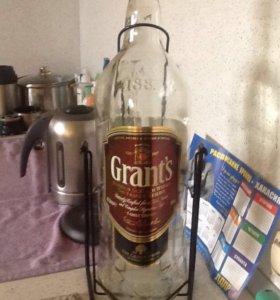 Коллекционная бутыль