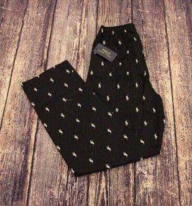Ralph Lauren Pants (Черные широкие)