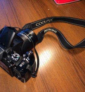 Фотоаппарат Nikon coolpix p600