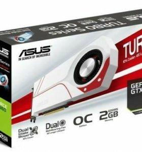 Asus gtx 960 turbo.
