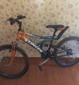 Подростковый велосипед Stinger