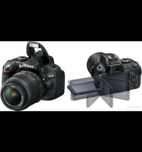 Зеркальный фотоаппарат Nikon D5100 kit 18-55VR