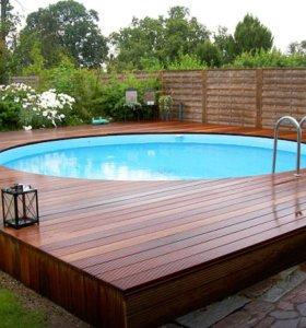 Обслужиание бассейнов