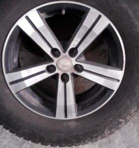 комплект колес зима сузуки гранд витара 2006 г