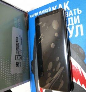 Дисплейный Модуль с корпусом Samsung s8 plus orig
