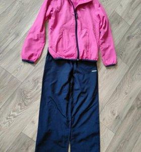 Спорт.костюм DEMIX р.128
