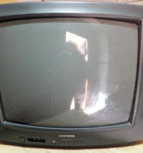 """Телевизор-""""ДЭУ""""и др.диаг.-54см."""