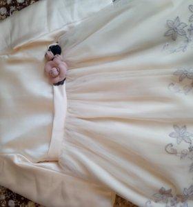 Платье праздничное, на рост 104-110
