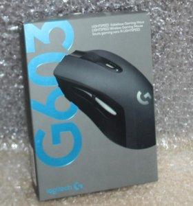 Игровая мышка Logitech G603 lightspeed беспровод