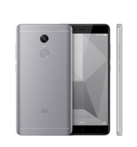 Xiaomi redmi note 4x 32gb silver