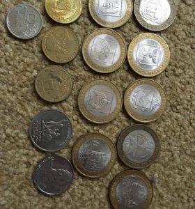 Продам монеты недорого