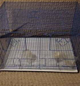 Клетка для попугая и не толко