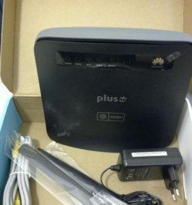 4G роутер LTE модем Huawei e5186-22a wifi 2.4/5GHz