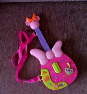 Музыкальная гитара Дисней