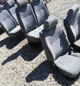 Сиденья на Хайс 116 кузов, стоимость за 1 место