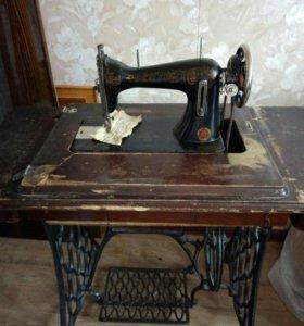 Швейная машина ножная мпв