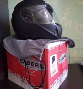 Шлем CABERG Black Matt