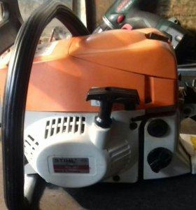 Бензопилы и электропила Штиль