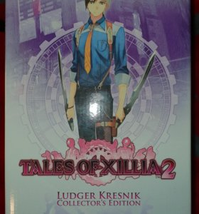 Tales of Xillia 2 Collector edition