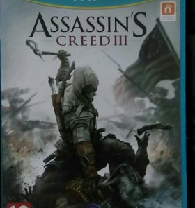 Wii Assassin's creed3