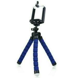 Держатель для телефона, камеры, фотоаппарат краб