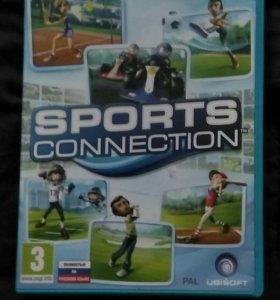 Игра Sports Connection Русская Версия (Wii U)