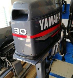 Лодочный мотор Yamaha 30HWCS Б/У