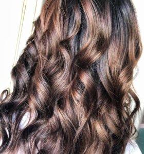 Окрашивание волос 🏁🏁🏁любой сложности👌🏻