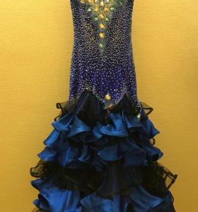 Платье бальное (стандарт)