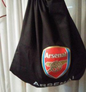 Рюкзак тканевый новый,в ассортименте